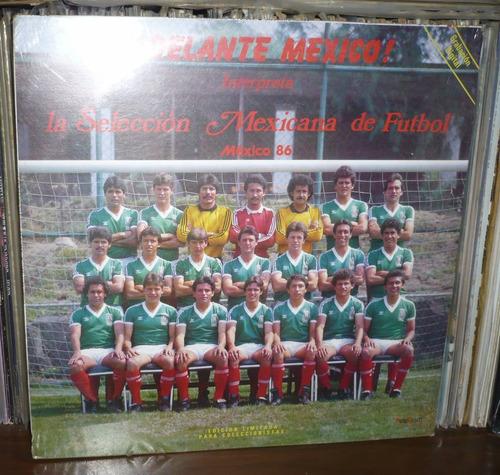 adelante mexico lp mexico 86