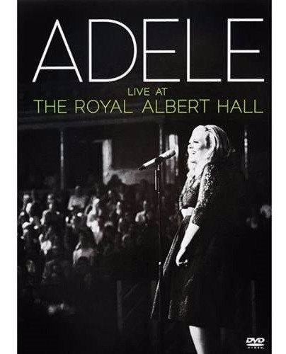adele live the royal albert hall dvd + cd lacrado original