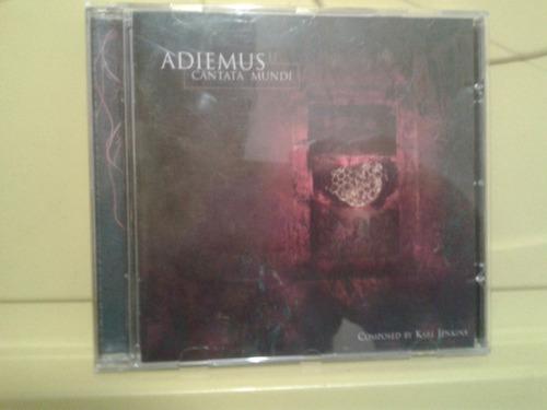 ademius ii - cantata mundi