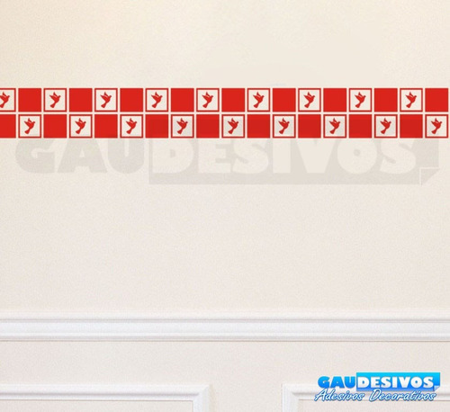 adesivas pastilhas faixas decorativas parede - box - azulejo