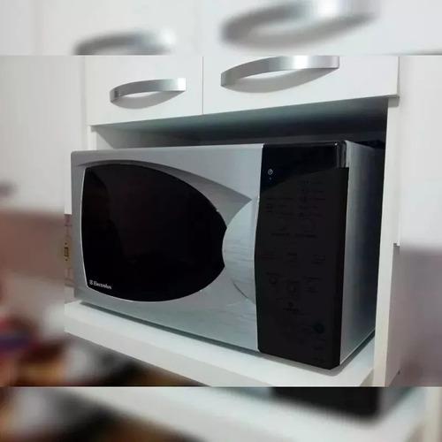 adesivo aço escovado inox p/ geladeira - 6mx1m + espatula