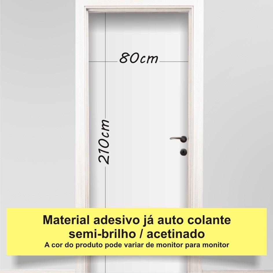 Aparador Tv Milan ~ Adesivo Porta Adesivo Para Porta Quarto Sala Vidro For21 R$ 69,99 em Mercado Livre
