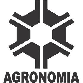 Adesivo Agronomia - 14x13cm - Frete Fixo - Carro Moto