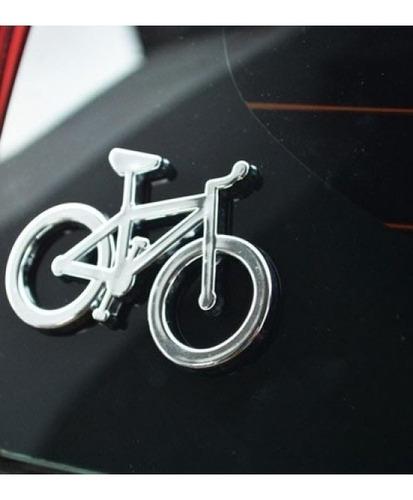 adesivo alto relevo bike mtb cromado