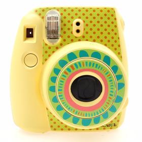 Adesivo Amarelo Para Instax Mini 8 *frete Grátis!*