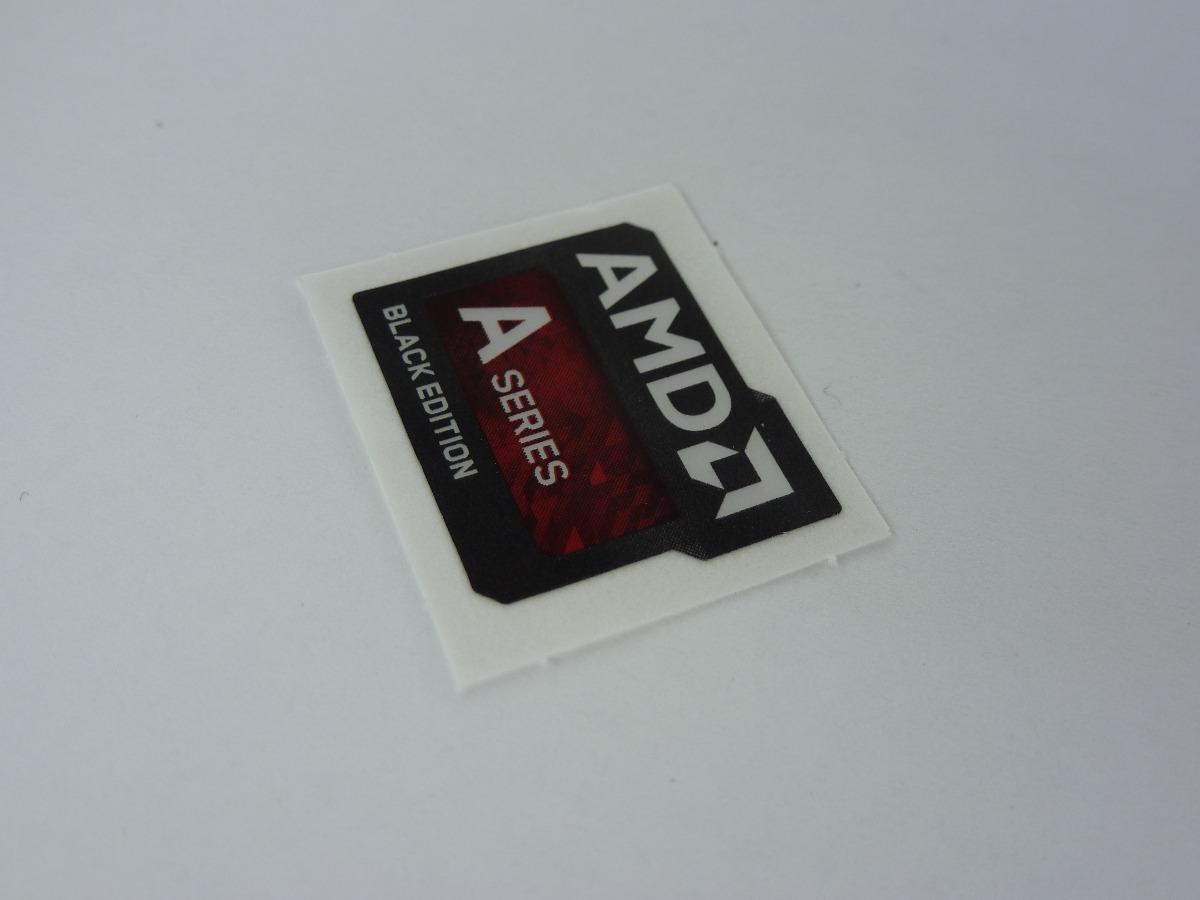Adesivo Levantar Mama Funciona ~ Adesivo Amd A Series 100% Original A4 A6 A8 A10 Frete Gratis R$ 4,99 em Mercado Livre