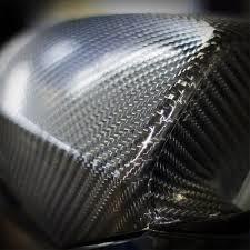 adesivo automotivo em geral fibra de carbono 4d