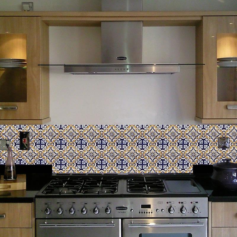 Adesivo azulejo decorativo cozinha banheiro c d 017 - Azulejo 15x15 ...