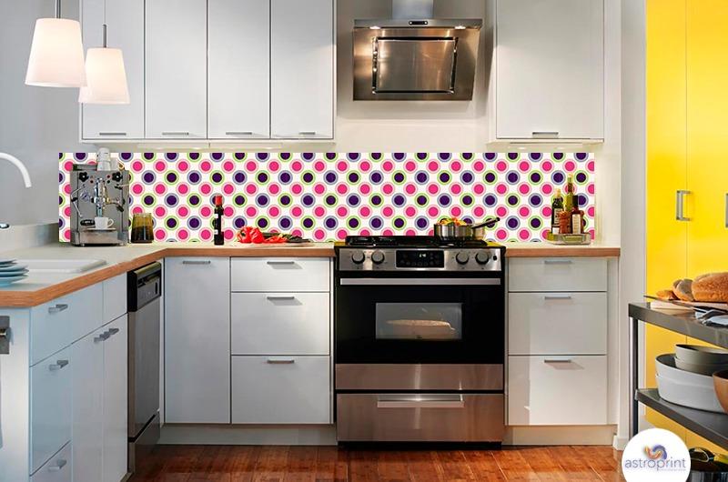Adesivo Azulejo Decorativo  Cozinha  Banheiro  Cód 409  R$ 29,98 em Merca -> Banheiro Decorado Com Adesivo De Azulejo