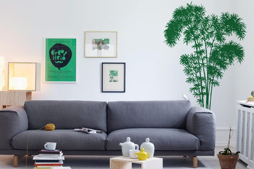 adesivo bambuzal - mudo minha casa