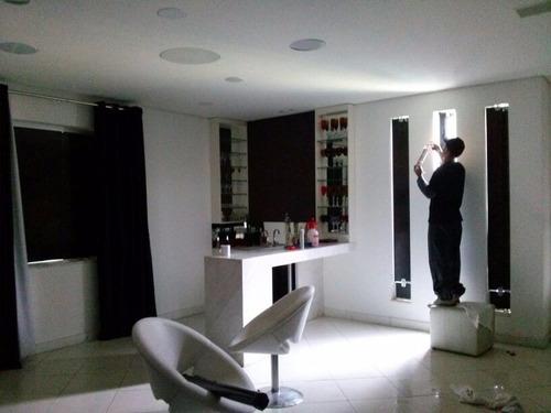 adesivo blackout janela porta vidro bloqueia luz solar 4mx1m