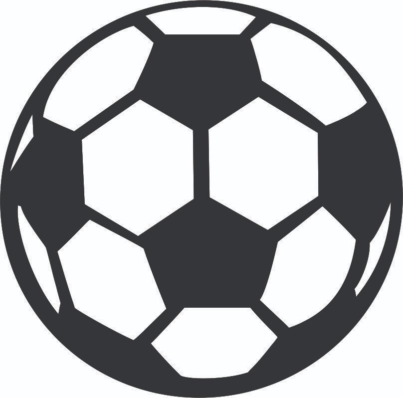 d6b048113 adesivo bola de futebol unica cor tamanho padrão. Carregando zoom.