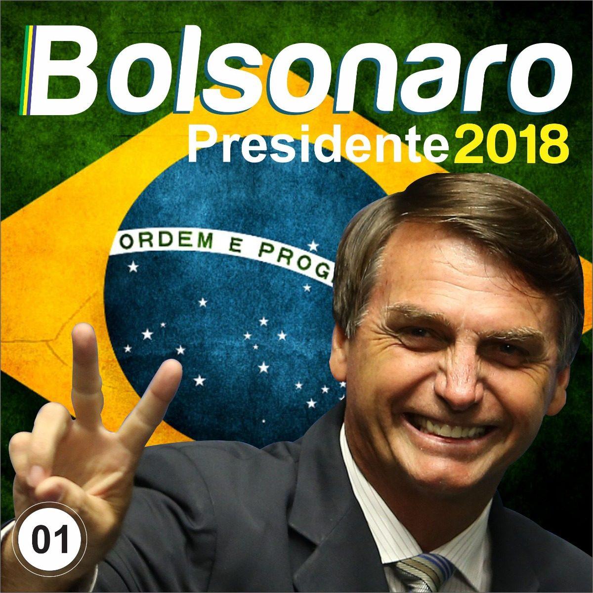 Resultado de imagem para bolsonaro 2018