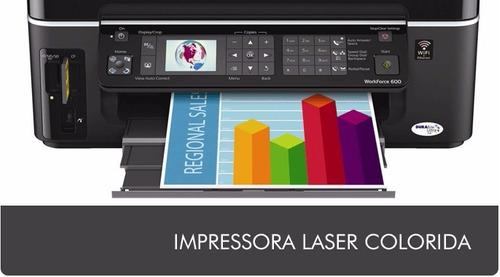 adesivo bopp perolado laser formato ofício 50 uni