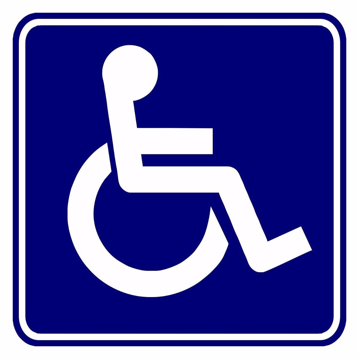 Adesivo Para Geladeira De Kombi ~ Adesivo Cadeirante Para Carro Onibus Vans 15 X 15cm R$ 22,90 em Mercado Livre
