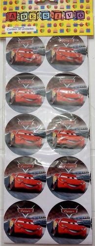 adesivo carros (30 adesivos)
