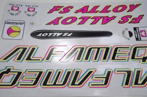 adesivo cartela  alfameq fs alloy rosa .