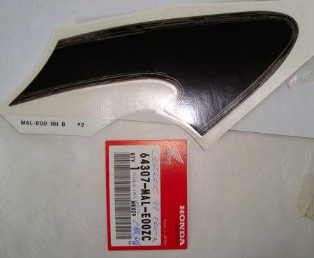adesivo cbr600f 97.
