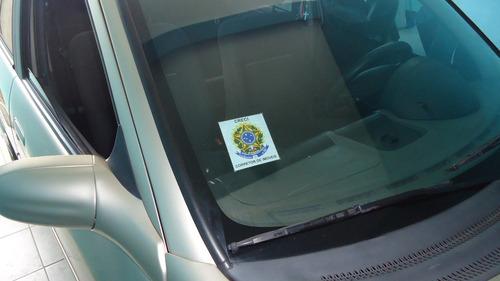 adesivo corretor de imóveis para vidro interno do carro