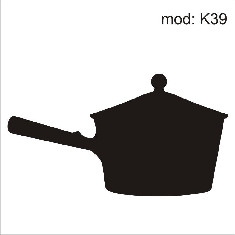 Artesanato Facil Para Halloween ~ Adesivo K39 Utensilios De Cozinha Panela Cozinha Tampa Preta R$ 48,62 em Mercado L