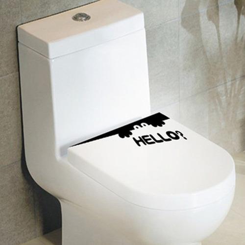 Adesivo Rivastigmina Sus ~ Adesivo Criativo Divertido Para Banheiro Vaso Sanitário R$ 9,90 em Mercado Livre