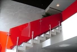 adesivo cristal vermelho / fumê decorativo.
