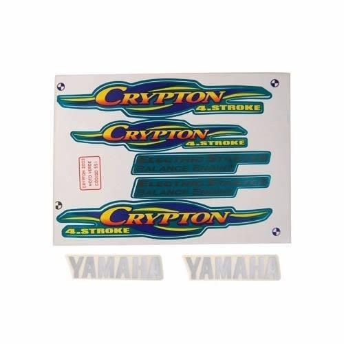 adesivo crypton 2003 verde kit