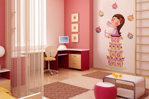 adesivo cupcakes - mudo minha casa