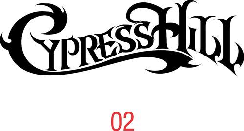 adesivo cypresshill , rap, hip hop personalizado cypres hill