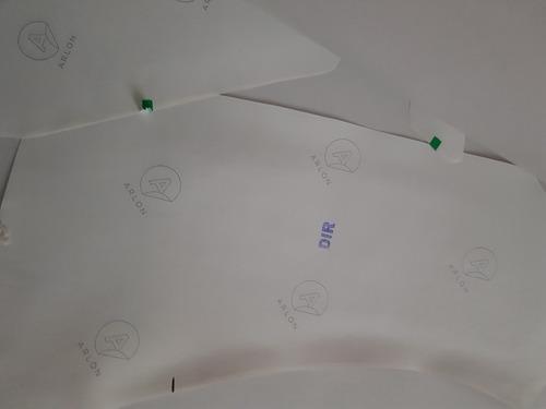 adesivo da carenagem direita da cbr 1000rr repsol ano 2013