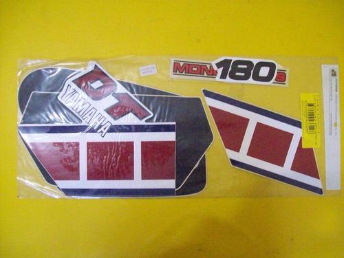 adesivo da dt180n 85 branca (faixa de tanque jogo)