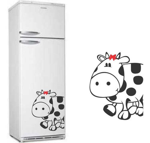 adesivo de cozinha, pinguim família, geladeira, cozinha