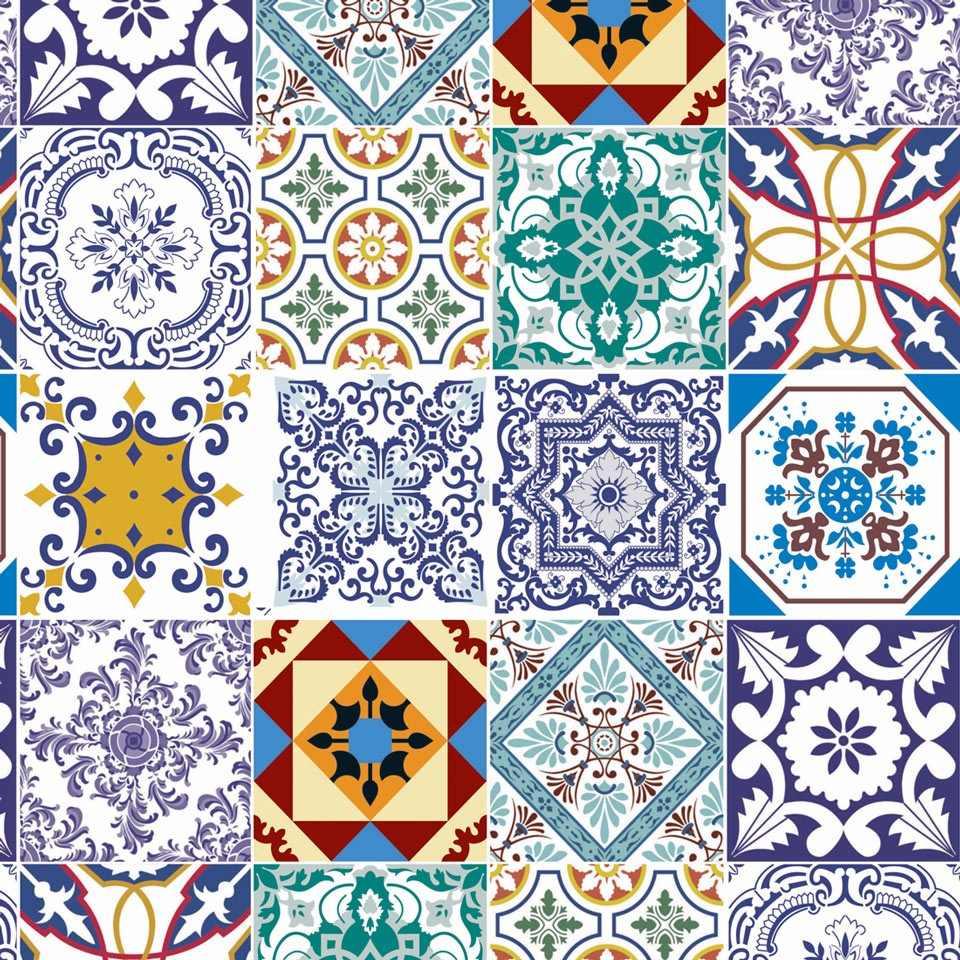 Armarios Keter En Argentina ~ Adesivo De Parede Azulejo Portugu u00eas Cozinha Banheiro 3met 1 R$ 54,97 em Mercado Livre