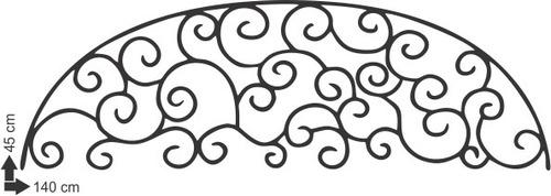 adesivo de parede cabeceira cama queen quarto casal 45x140cm