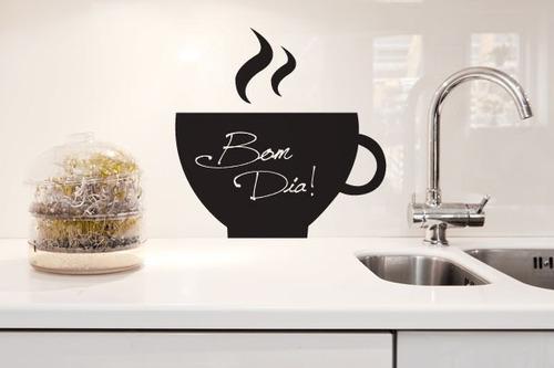 adesivo de parede café - mudo minha casa