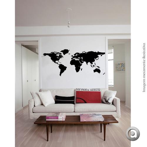 adesivo de parede haus for fun office 02_g 150x60 cm