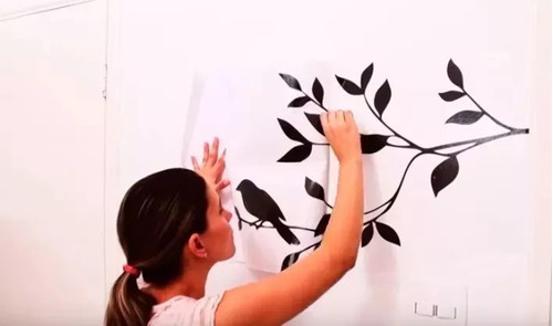 adesivo de parede infantil relampago mcqueen - m 75x40cm