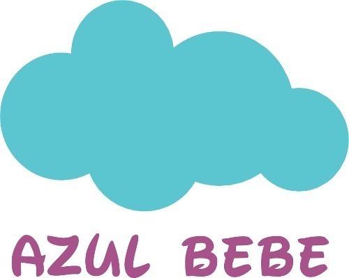 Artesanato Mineiro Em Madeira ~ Adesivo De Parede Nuvem Azul Bebe100u Quarto Infantil