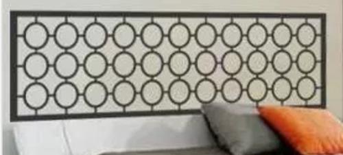 adesivo de parede para cabeceira cama quarto casal 50x160 cm