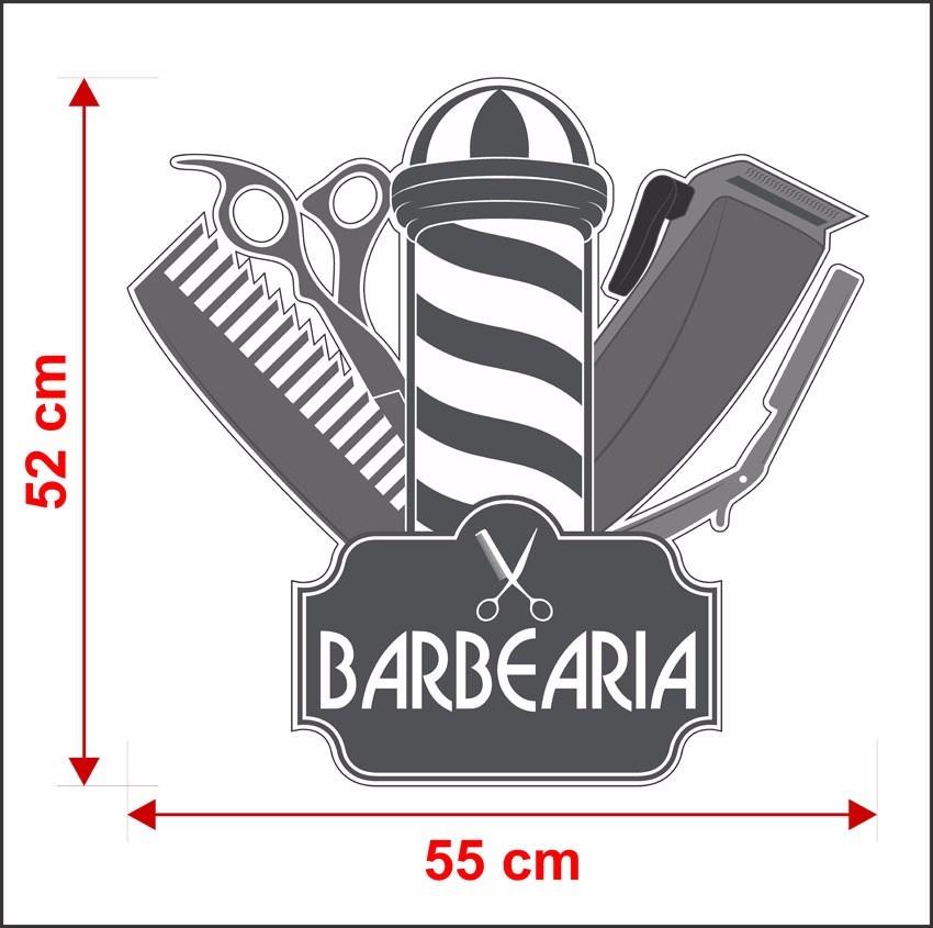 Artesanato Para Vender Passo A Passo ~ Adesivo De Parede Sal u00e3o De Beleza Homem Barbearia Will454
