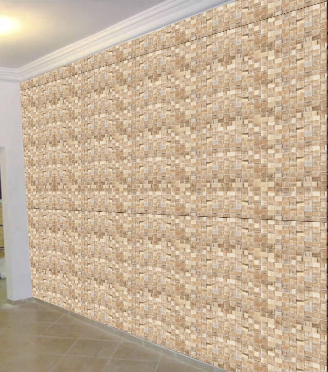 Adesivo de parede textura fosca madeira decorativo r 9 - Textura de pared ...