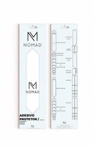 adesivo de proteção p/ bicicleta nomad (transparente)