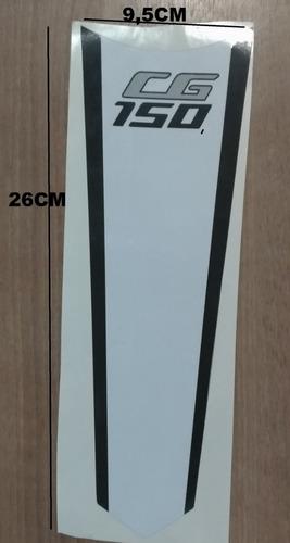 adesivo de tanque pra moto honda fan 150 fan 150 gravatinha