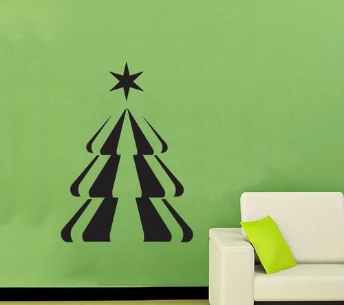 adesivo decorativo árvore pinhais (66x90)cm