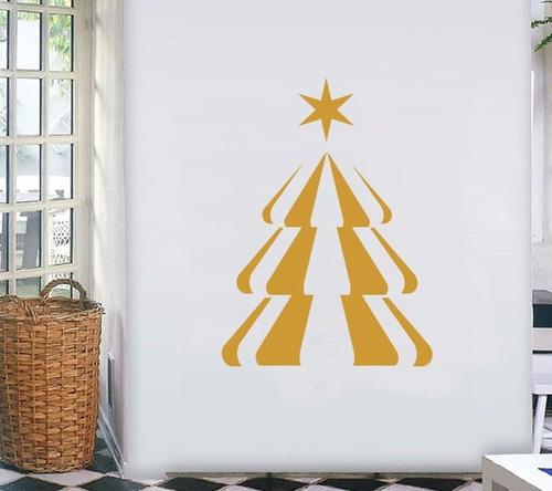 adesivo decorativo árvore pinhais (95x130)cm