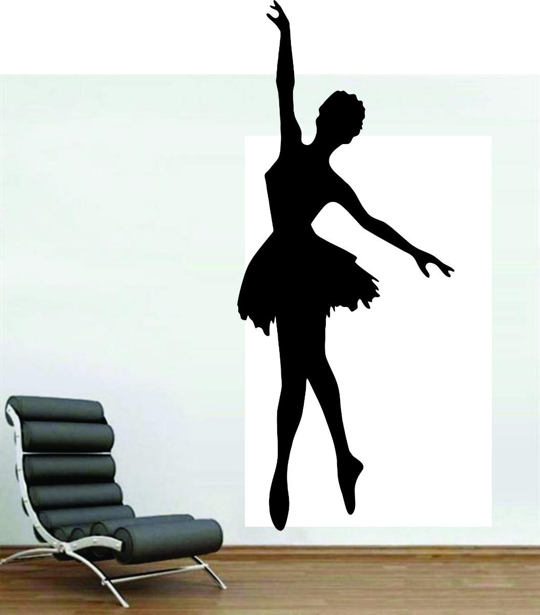 Adesivo Azulejo Pastilha Resinada ~ Adesivo Decorativo Bailarina + Judoca 2 De Cada R$ 111,00 em Mercado Livre