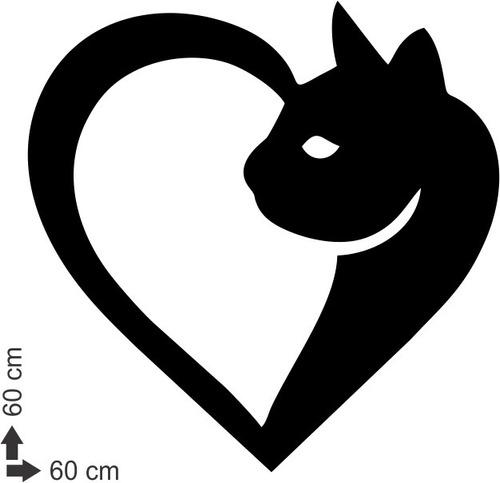 adesivo decorativo coração