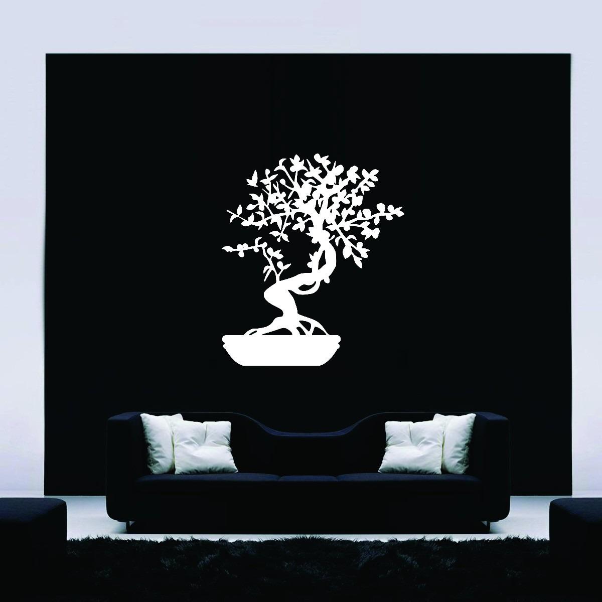 Adesivo Balao Pipa ~ Adesivo Decorativo De ParedeÁrvore Bonsai Japon u00eas Quarto