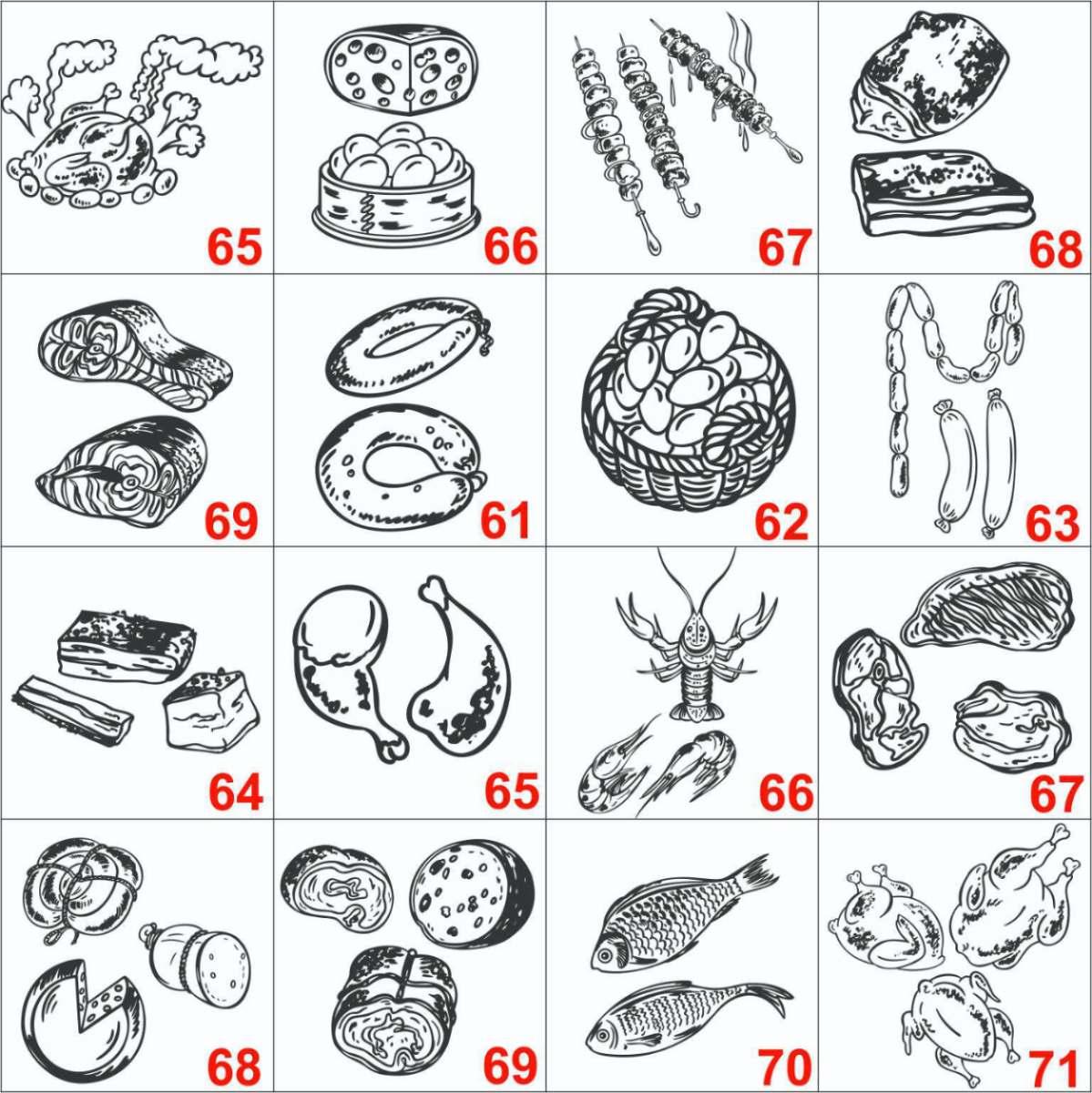 Adesivo De Parede Coruja ~ Adesivo Decorativo De Parede, Desenhos P Decorar Cozinha R$ 12,90 em Mercado Livre