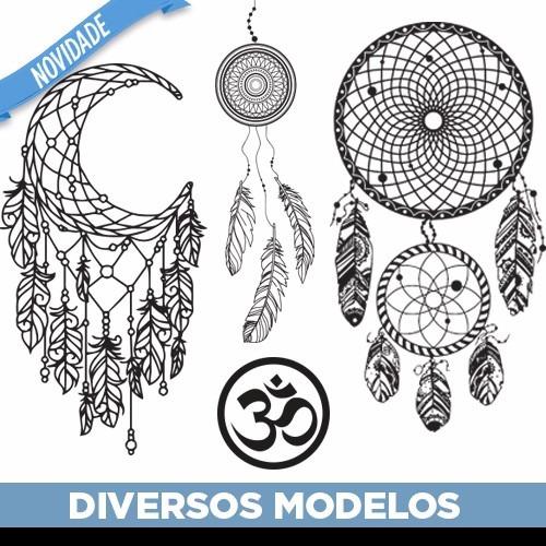 Adesivo Decorativo De Parede Filtro Dos Sonhos R 45 90 Em